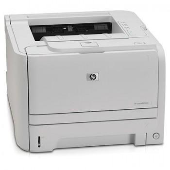 Принтер HPLaserJet P2035 белый