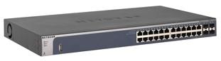Коммутатор NETGEAR GSM7224-200EUS