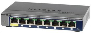 Коммутатор NETGEAR GS108T-200GES