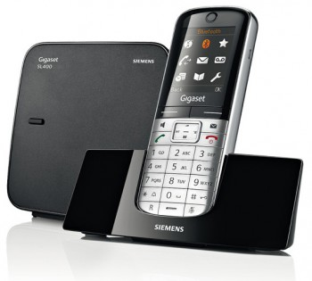 Телефон DECT SIEMENS Gigaset SL400