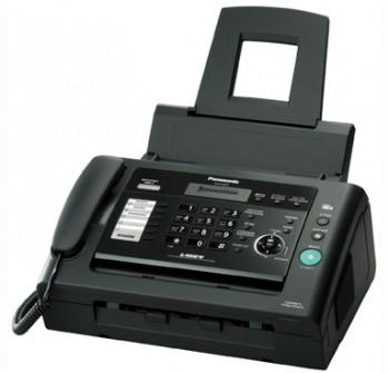Факс лазерный PANASONIC KX-FL423RUB