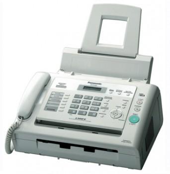 Факс лазерный PANASONIC KX-FL423RUW