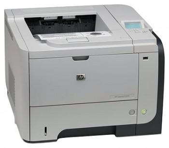 Принтер HPLaserJet P3015d белый