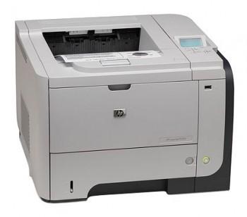Принтер HPLaserJet P3015dn белый