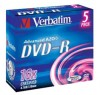 Оптический диск DVD-R VERBATIM 4.7Гб